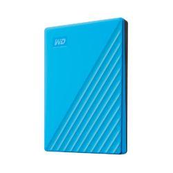 WESTERN DIGITAL WDBYVG0020BBL-JESN My Passport 2TB ブルー 取り寄せ商品