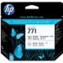 純正品 HP HP771 プリントヘッド フォトブラック/ ライトグレー CE020A (CE020A) 目安在庫=○