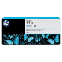 純正品 HP HP771B インクカートリッジ ライトシアン B6Y04A (B6Y04A) 目安在庫=○