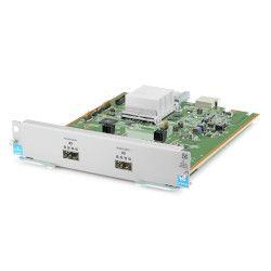 日本ヒューレット・パッカード HPE Aruba 2port 40GbE QSFP+ v3 zl2 Module(J9996A) 取り寄せ商品