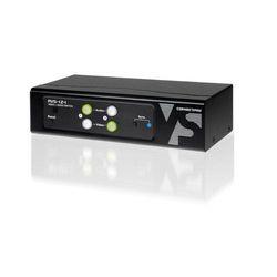 CONNECTPRO 2入力1出力VGA&AUDIO切替器(EDID保持機能付き) AVS-12-I 取り寄せ商品