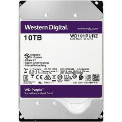 WESTERN DIGITAL WD Purple SATA 6Gb/s 256MB 10TB 7 200rpm 3.5inch AF対応(WD101PURZ) 取り寄せ商品