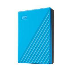 WESTERN DIGITAL WDBPKJ0040BBL-JESN My Passport 4TB ブルー 取り寄せ商品