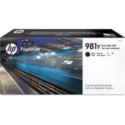 日本HP HP981Y インクカートリッジ 黒(大容量) L0R16A 目安在庫=△