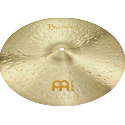 MEINL我的法蘭絨Byzance Jazz Series Jazz Thin Crash B16JTC供應商庫存