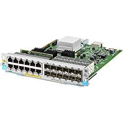 日本ヒューレット・パッカード HPE Aruba 12port PoE+ / 12port 1GbE SFP v3 zl2 Module(J9989A) 取り寄せ商品