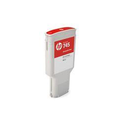 日本HP HP745インクカートリッジ レッド300ml F9K06A 目安在庫=△