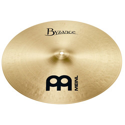 MEINL マイネル Byzance Traditional Series Thin Clash B18TC 仕入先在庫品