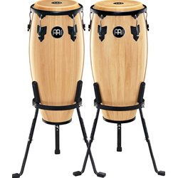 MEINL マイネル HEADLINER CONGA SERIES Wood Conga Set HC555NT Natural 仕入先在庫品