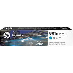日本HP HP981X インクカートリッジ シアン L0R09A 取り寄せ商品