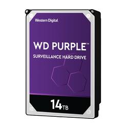 WESTERN DIGITAL WD140PURZ WD Purple SATA6Gb/s 512MB 14TB 7200rpm 3.5inch 目安在庫=○