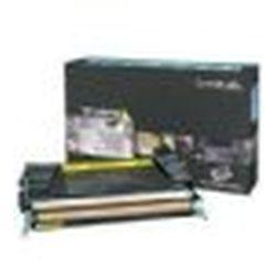 純正品 レックスマークインターナショナル C734A1YG イエローリターンプログラムトナーカートリッジ(6000枚) (C734A1YG) 取り寄せ商品