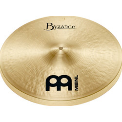 MEINL マイネル Byzance Traditional Series Medium Hihats Pair B14MH 仕入先在庫品