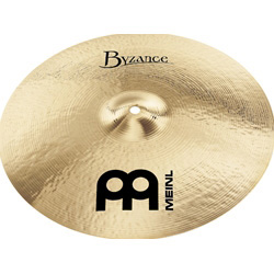 MEINL マイネル Byzance Briliant Series Medium Thin Crash B16MTC-B 仕入先在庫品
