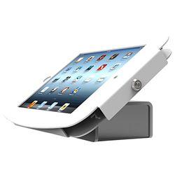 Compulocks スペース・ショート360スタンド(iPad 2/3/4 Air 2) ホワイト(540W224SENW) 取り寄せ商品