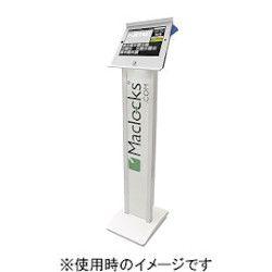 Compulocks スライド・ブランドフロアスタンド(iPad Air 2) 140W257POSW 取り寄せ商品