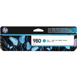 純正品 HP HP980 インクカートリッジ シアン D8J07A (D8J07A) 目安在庫=△