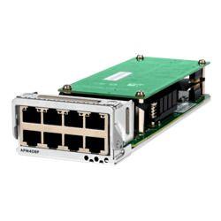 ネットギア・インターナショナル APM408P「ライフタイム」 M4300-96X用 8ポートPoE+ 10GBASE-T カード(APM408P-10000S) 取り寄せ商品