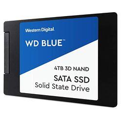 WESTERN DIGITAL WD Blue SSD SATA6Gb/s 4TB 2.5inch 3DNAND WDS400T2B0A 目安在庫=△