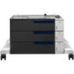 日本HP スタンド付500枚x3段給紙トレイ(CP5525) CE725A 取り寄せ商品
