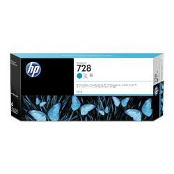 日本HP HP728 インクカートリッジ シアン300ml F9K17A 目安在庫=△