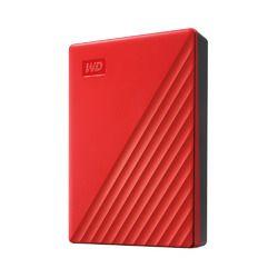 WESTERN DIGITAL WDBPKJ0040BRD-JESN My Passport 4TB レッド 取り寄せ商品