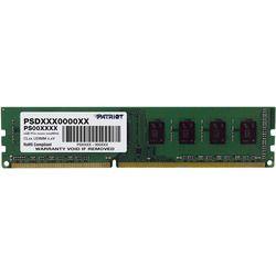 PATRIOT PSD34G16002 PSD34G16002 LONG-DIMM DDR3 1600MHz 4GB 256Mx8 16c 取り寄せ商品