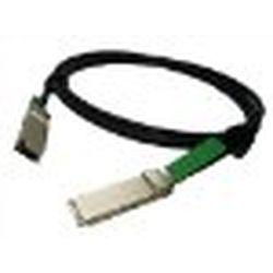 レノボ・エンタープライズ・ソリューションズ BNT 3M QSFP+ to QSFP+ ケーブル(49Y7891) 取り寄せ商品