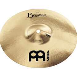 MEINL マイネル Byzance Briliant Series Splash B8S-B 仕入先在庫品
