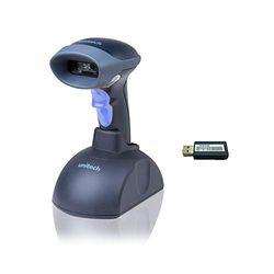 ユニテック・ジャパン ワイヤレスレーザースキャナ、V4 ドングル、クレードル付き(MS840-SUPBGN-QG) 取り寄せ商品