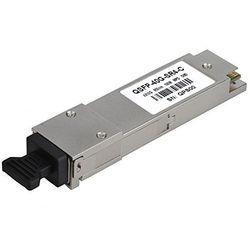 シスコシステムズ 40GBASE-SR4 QSFP Transceiver Module with MPO Connector(QSFP-40G-SR4=) 取り寄せ商品