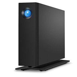 【P10E】ラシージャパン d2 Professional 6TB/ブラック STHA6000800(STHA6000800) メーカー在庫品