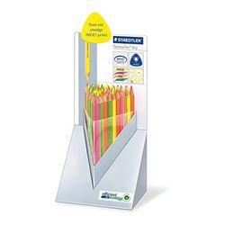 ステッドラー 蛍光色鉛筆 DPセット(128 64KP48) 取り寄せ商品