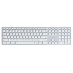 Matias Wireless Aluminum Keyboard Silver 英語配列 FK418BTS 取り寄せ商品