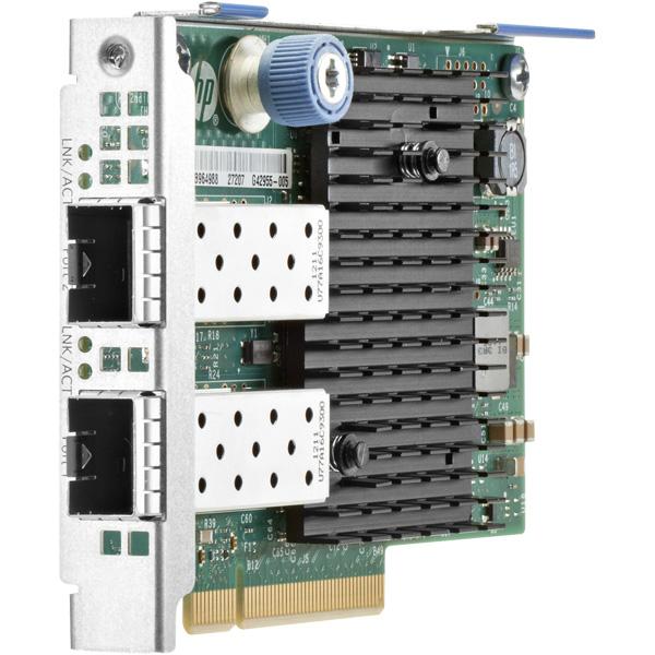 日本ヒューレット・パッカード FlexFabric 10Gb 4ポート 536FLR-T コンバージドネットワークアダプ(764302-B21) 取り寄せ商品