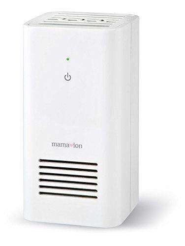 システムトークス マイナスイオンHEPAフィルタ空気清浄機/ママイオン ホワイト(ION-TP3000-W) 取り寄せ商品