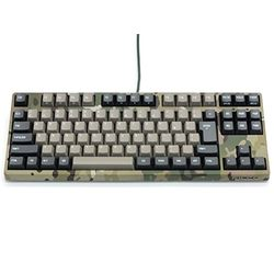 FILCO Majestouch2 Camouflage-R 日本語配列 かななし テンキーレス 青軸(FKBN91MC/NMR2) 取り寄せ商品
