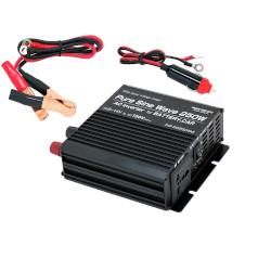 システムトークス ACインバーター(正弦波出力100Vタイプ) ACI-SG250SW 取り寄せ商品