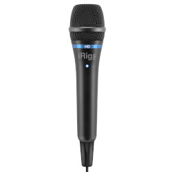 IK Multimedia iRig Mic HD ブラック IKM-OT-000040c 取り寄せ商品