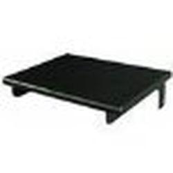 日本フォームサービス キャリアブル スタンド用棚板 W500 D400(ブラック) FFP-NM-CBS-FTB 取り寄せ商品