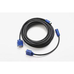 ジャパンマテリアル 配線用VGAケーブル 30m V/DE30M 取り寄せ商品