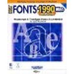 マーキュリー・ソフトウェア・ジャパン KeyFonts 1990 Mac 取り寄せ商品