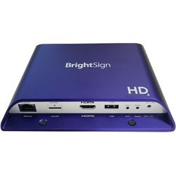 BrightSign デジタルサイネージプレーヤー BrightSign HD1024 BS/HD1024 目安在庫=△