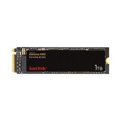 サンディスク エクストリーム プロ M.2 NVMe 3D ソリッドステートドライブ 1TB(SDSSDXPM2-1T00-J25) 取り寄せ商品
