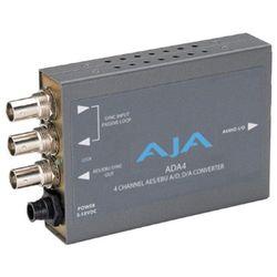 AJA ADA4 4ch Audio A/D&D/A Conv 目安在庫=△