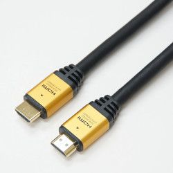 ホーリック ハイスピードHDMIケーブル 15m AWG24 ゴールド HDM150-028GD メーカー在庫品
