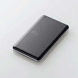 【P10E】エレコム 外付けSSD/ポータブル/USB3.1(Gen1)対応/480GB/ブラック(ESD-ED0480GBK) メーカー在庫品