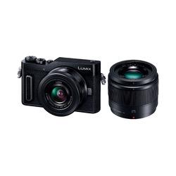 パナソニック デジタル一眼カメラ/ダブルレンズキット DC-GF90W-K 取り寄せ商品