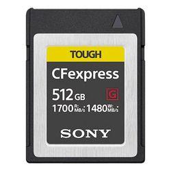 ソニー CEB-G512 CFexpress Type B メモリーカード 512GB 取り寄せ商品
