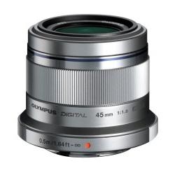 オリンパス マイクロフォーサーズMZUIKO 45mmF1.8 MED45MM F18 取り寄せ商品
